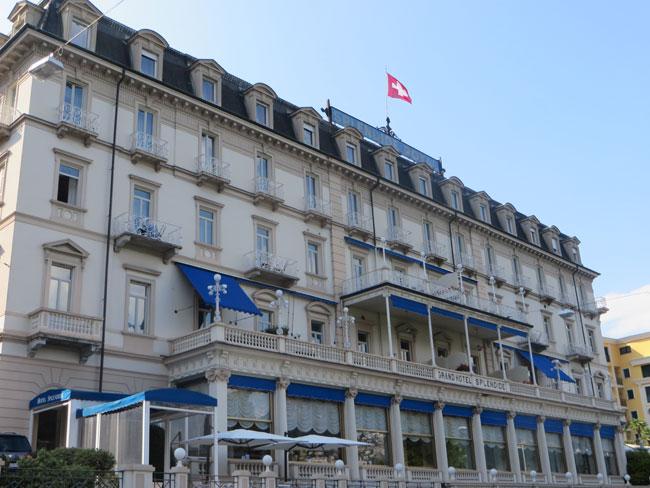 Attenzioni per l'ospite all'Hotel Splendide Royal
