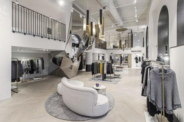 Elena Mirò a Milano il primo Flagship Store