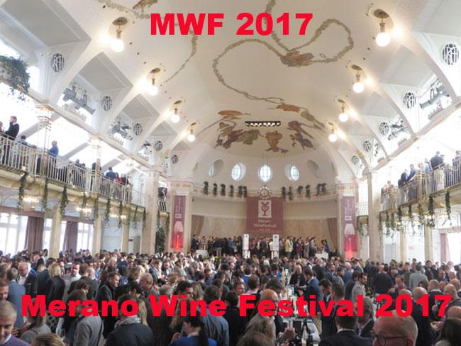 Vini eccellenti, selezione rigida al Merano Wine festival