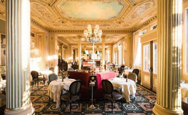 Plaisir de la gastronomia parisienne al Café de la Paix, Paris