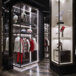 Moncler prima boutique a Stoccolma
