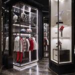 Moncler prima boutique a Stoccolma