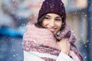 Piumino per il freddo, indossarlo con eleganza