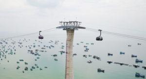 Doppelmayr, in Vietnam la funiva più lunga