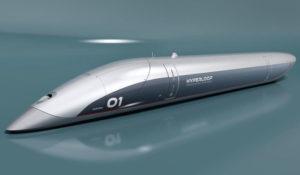 Hyperloop, il treno super veloce