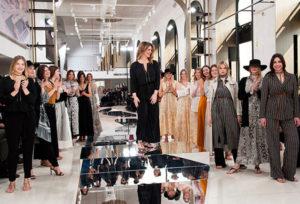 Vanessa Incontrada L'atelier la nuova collezione per Elena Mirò