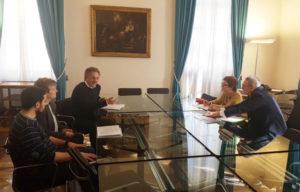 San Giorgio di Rovereto, consegnata la petizione per l'ex macello