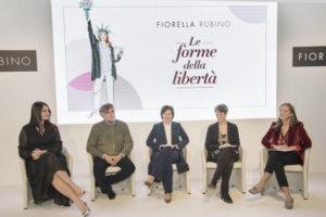 Fiorella Rubino, La donna ideale? Stile libero
