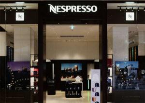 Nespresso apre a Torino e La Spezia due temporary Boutique