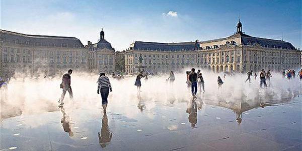 Il fascino di Bordeaux, una felice soluzione di continuità