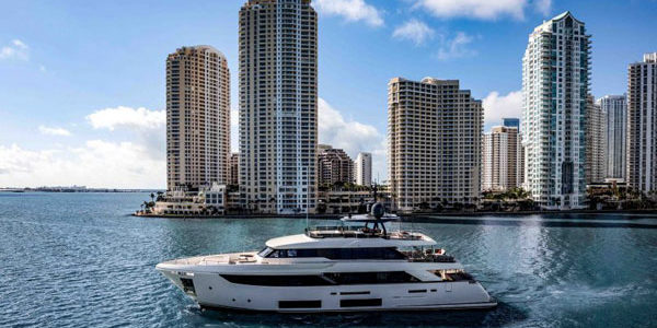Ferretti Group  al Palm Beach International Boat Show