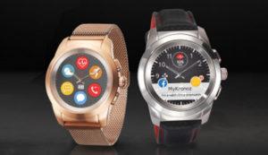 Smartwatch ibrido ZeTime, MyKronoz