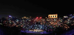 Programma 96° Opera Festival 2018 Arena di Verona