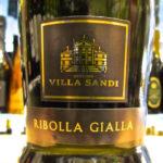 Ribolla Gialla firmata Villa Sandi