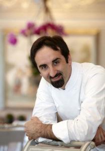 Vito Mollica Executive Chef ristorante Il Palagio Firenze