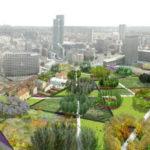 Biblioteca degli alberi oltre 90mila piante a Milano