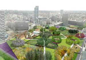 Biblioteca di alberi oltre 90mila piante a Milano