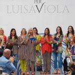 Mara Venier collezione estate per Luisa Viola