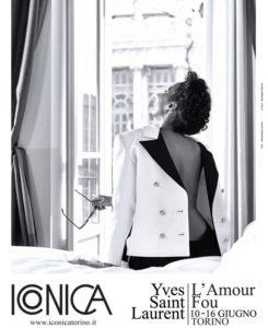 Yves Saint Laurent, Iconica, storie di bellezza