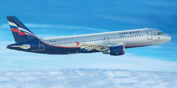 Aeroflot volo diretto Verona Mosca