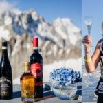 Cucina e wine sul Monte Bianco, Allegrini e Cracco