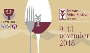 Gourmet's International,Merano WineFestival 2018