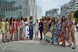 Patrizia Altieri al Fashion Urban Style  Milano