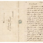 Mibac acquista le lettere di Leopardi e Ungaretti
