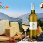 Pinot Grigio, Asiago DOP a Malta