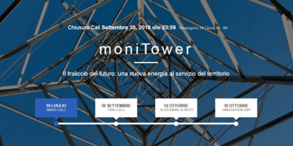 Call monitower. Terna e Digital Magics EnergyTech