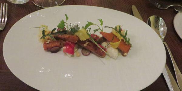 Batard, classy cuisine with the chef Glocker