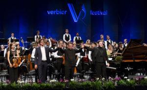 Pianoforte, Fantasia e Stagioni al Verbier Festival