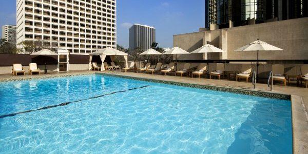 Westin Bonaventure Hotel shines a Los Angeles