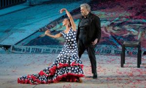Plácido Domingo 50 anni dal debutto, l'Arena si prepara