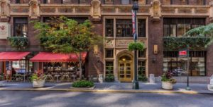 Library Hotel, tra i libri il piacere di viaggiare