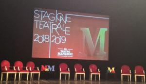 Teatro Manzoni un cartellone per una grande Stagione