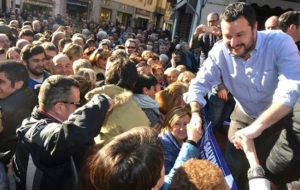 Matteo Salvini, il nuovo volto dell'Europa