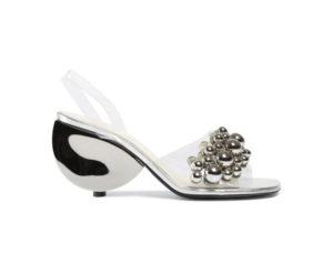 Le scarpe gioiello di  Alain Tondowski