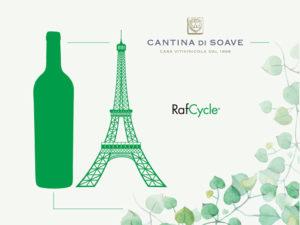Progetto RafCycle,  Cantina di Soave economia  circolare