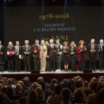 Gestione Fininvest, il Teatro Manzoni festeggia i 40 anni