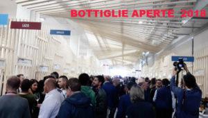 Bottiglie Aperte 2018, un continuo successo