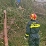 Pompieri del Trentino parte del territorio