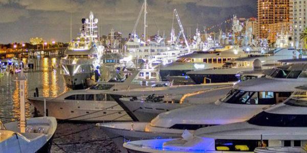 Ucina, Lauderdale International Boat Show