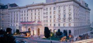 Icona di eleganza, lusso Fairmont San Francisco