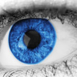 Nelle pupille il destino di un incontro
