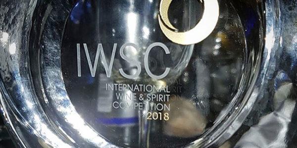 IWSC alla Cantina di Soave, migliore produttore di vino