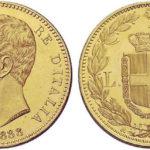 Aste Bolaffi, banconote e monete rare
