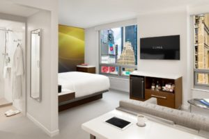 Luma Hotel New York, lifistyle, emozioni, colori
