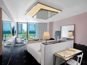 SLS Brickell Hotel. Art, Luxury, Design