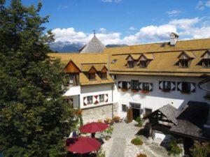 Hotel Schloss Sonnenburg, aleggia una magia alchemica